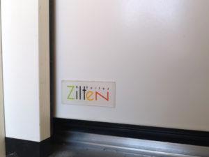 Porte d'entrée Zilten